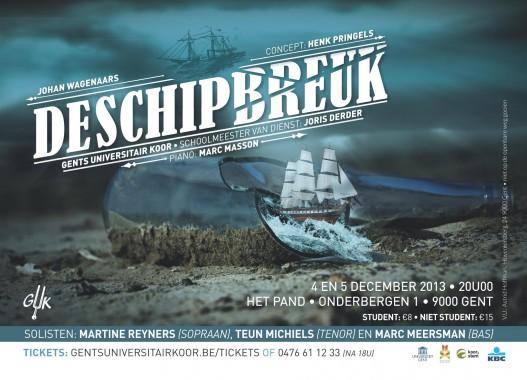 Schipbreuk-Flyer